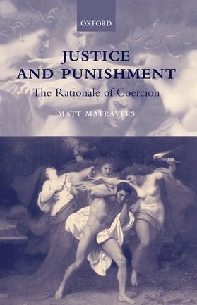 Matravers | Justice and Punishment | Buch | sack.de