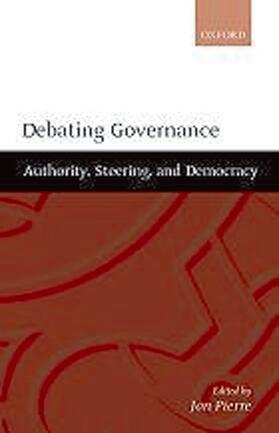 Pierre | Debating Governance | Buch | sack.de