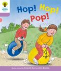Hunt / Young    Oxford Reading Tree: Level 1+: Decode and Develop: Hop, Hop, Pop!   Buch    Sack Fachmedien