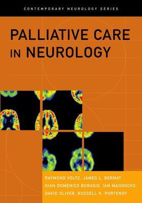 Voltz / Bernat / Borasio   Palliative Care In Neurology   Buch   sack.de