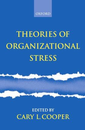 Cooper | Theories of Organizational Stress | Buch | sack.de