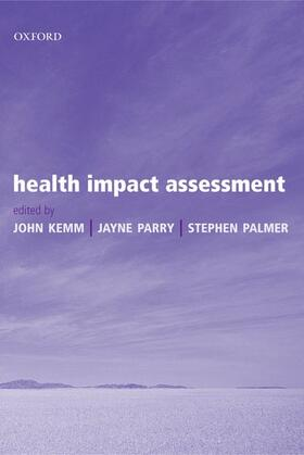 Kemm / Palmer / Parry | Health Impact Assessment | Buch | sack.de