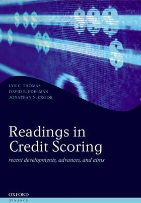 Thomas / Edelman / Crook | Readings in Credit Scoring: Foundations, Developments, and Aims | Buch | sack.de