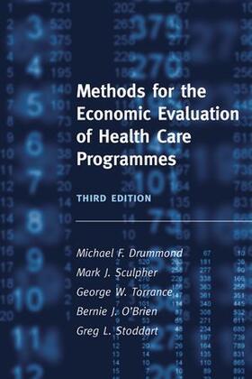Drummond / Sculpher / Torrance | Methods for the Economic Evaluation of Health Care Programmes | Buch | sack.de