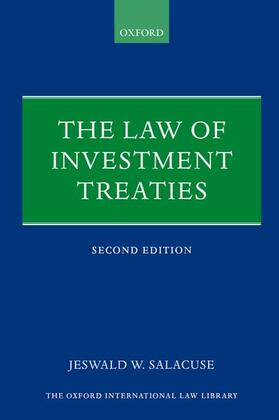 Salacuse | The Law of Investment Treaties | Buch | sack.de