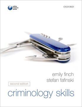 Finch / Fafinski | Criminology Skills | Buch | sack.de