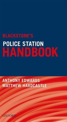Edwards / Hardcastle | Blackstone's Police Station Handbook | Buch | sack.de