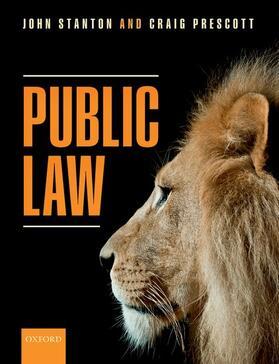 Stanton / Prescott / Mead | Public Law | Buch | sack.de
