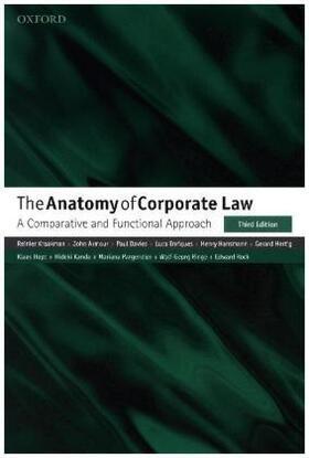 Kraakman / Ringe / Rock | The Anatomy of Corporate Law | Buch | sack.de