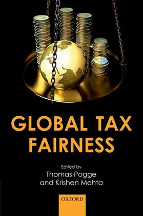 Pogge / Mehta | Global Tax Fairness | Buch | sack.de