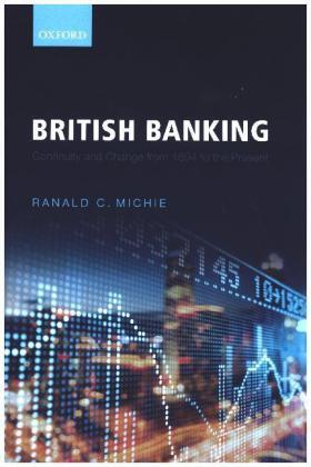 Michie | British Banking | Buch | sack.de