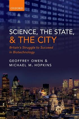 Owen / Hopkins | Science, the State and the City | Buch | sack.de