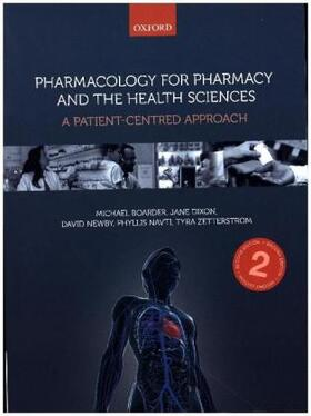 Boarder / Dixon / Newby | Pharmacology for Pharmacy and the Health Sciences | Buch | sack.de