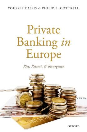 Cassis / Cottrell | Private Banking in Europe | Buch | sack.de