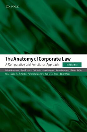 Kraakman / Armour / Davies | The Anatomy of Corporate Law | Buch | sack.de