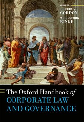 Gordon / Ringe | The Oxford Handbook of Corporate Law and Governance | Buch | sack.de