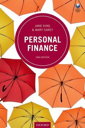 King / Carey   Personal Finance   Buch   sack.de