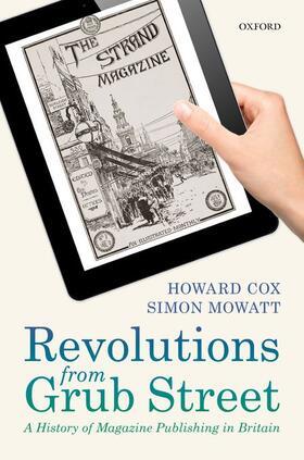 Cox / Mowatt | Revolutions from Grub Street | Buch | sack.de