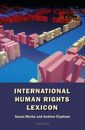 Marks / Clapham | International Human Rights Lexicon | Buch | sack.de