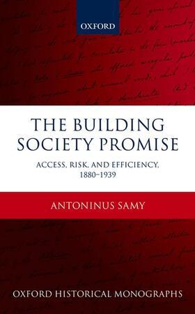 Samy | The Building Society Promise | Buch | sack.de