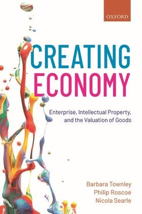Townley / Roscoe / Searle | Creating Economy | Buch | sack.de