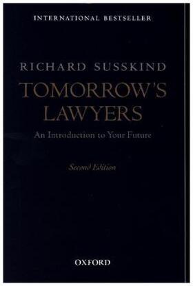 Susskind | Tomorrow's Lawyers | Buch | sack.de