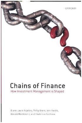 Grant / Hardie / Arjaliès | Chains of Finance | Buch | sack.de
