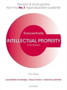 Press | Intellectual Property Law Concentrate | Buch | sack.de
