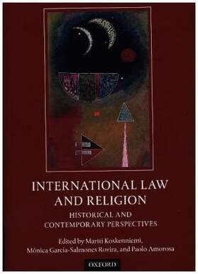 Koskenniemi / Amorosa / García-Salmones Rovira | International Law and Religion | Buch | sack.de
