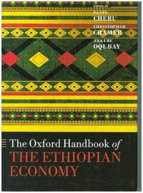 Cheru / Cramer / Oqubay | The Oxford Handbook of the Ethiopian Economy | Buch | sack.de