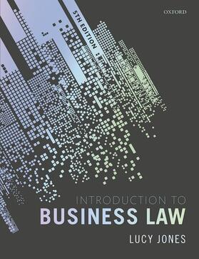 Jones | Introduction to Business Law | Buch | sack.de