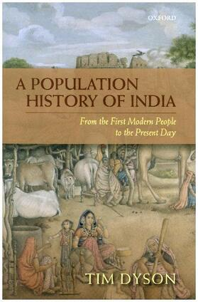 Dyson | A Population History of India | Buch | sack.de
