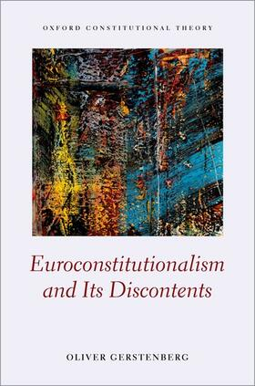 Gerstenberg | Euroconstitutionalism and Its Discontents | Buch | sack.de