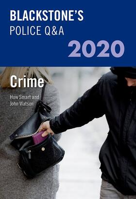 Watson / Smart | Blackstone's Police Q&A 2020 Volume 1: Crime | Buch | sack.de