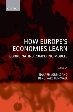 Lorenz / Lundvall | How Europe's Economies Learn | Buch | sack.de
