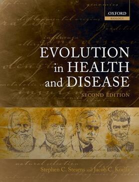 Stearns / Koella | Evolution in Health and Disease | Buch | sack.de