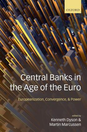 Dyson / Marcussen   Central Banks in the Age of the Euro   Buch   sack.de
