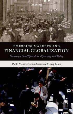 Mauro / Sussman / Yafeh   EMERGING MARKETS FINANCIAL GLOBALIZ P   Buch   sack.de