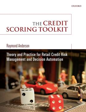 Anderson | The Credit Scoring Toolkit | Buch | sack.de