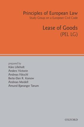 Lilleholt   Principles of European Law: Volume Eight   Buch   sack.de