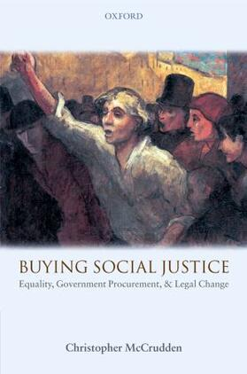 McCrudden | Buying Social Justice | Buch | sack.de