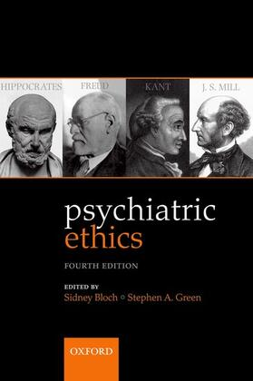Bloch / Green | Psychiatric Ethics | Buch | sack.de