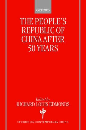 Edmonds | The People's Republic of China After 50 Years | Buch | sack.de