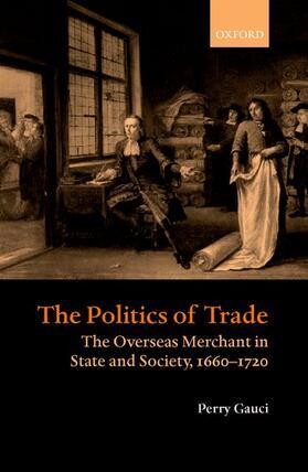 Gauci | The Politics of Trade | Buch | sack.de