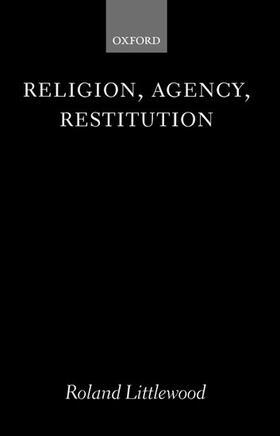 Littlewood | Religion, Agency, Restitution | Buch | sack.de
