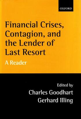 Goodhart / Illing | Financial Crises, Contagion, and the Lender of Last Resort | Buch | sack.de