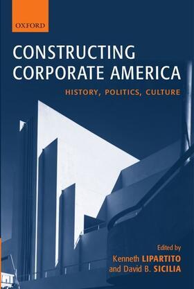 Lipartito / Sicilia | Constructing Corporate America | Buch | sack.de