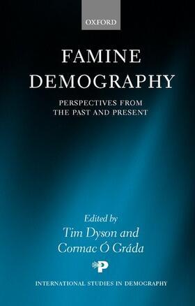 Dyson / Ó Gráda | Famine Demography | Buch | sack.de