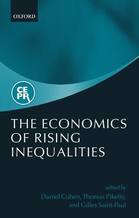Cohen / Piketty / Saint-Paul | The Economies of Rising Inequalities | Buch | sack.de