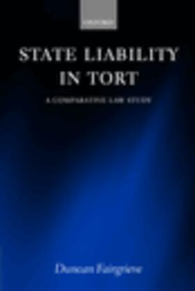 Fairgrieve | State Liability in Tort | Buch | sack.de